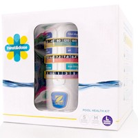 Zodiac Twist & Dose Medium Pools Water Test Kit