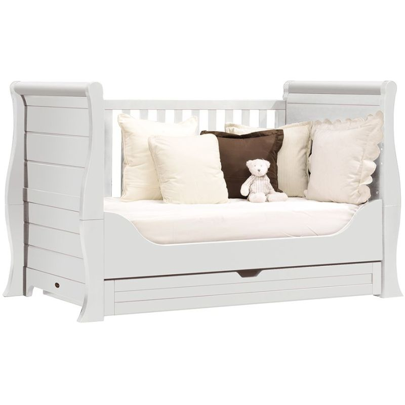 bebe care imperio baby cot crib toddler bed white buy cots. Black Bedroom Furniture Sets. Home Design Ideas