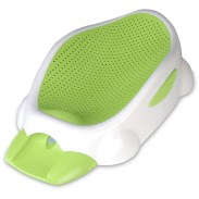 Munchkin Clean Water Baby Bath Seat Tub in Green