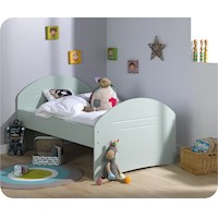 Spoom Extendable Toddler Bed Frame Green 140-190cm
