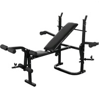 Foldable Weight Incline Press Bench w/ 4 Positions