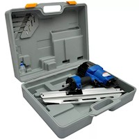 Heavy Duty 34 Degree Framing Nail Gun w Case 120PSI