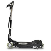 Kids Collapsible Electric Scooter in Black 120W