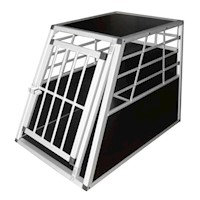 Lightweight Dog Carrier Transport Cage 70cm Large