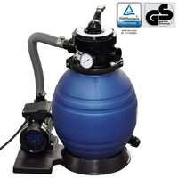 Sand Swimming Pool Filter and Water Purifier 400W