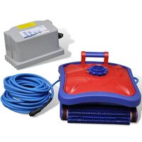 Auto Robotic Pool Cleaner w Clean Filtration System