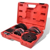 Front Wheel Hub Bearing Puller Tool Kit w Case 72mm