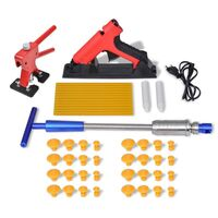 49 Piece Car Body Dent Removal Panel Repair Kit