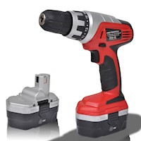 Cordless Electric Screwdriver Drill Driver Kit 18V
