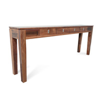 Hamilton Tasmanian Blackwood 4 Drawer Hall Table