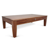 Hamilton Blackwood 1 Drawer Coffee Table 1.35m