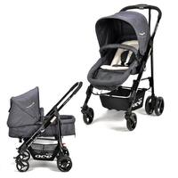 Innova 2 in 1 Convertible Baby Stroller in Denim