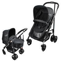 Innova 2 in 1 Convertible Baby Stroller in Black