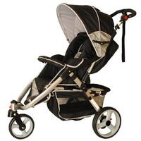 Mache Baby Pram Stroller Jogger with Three Wheels