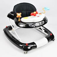 Black Car Baby Walker, Rocker or Activity Centre