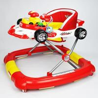 Red Race Car Baby Walker, Rocker or Activity Centre