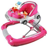 Pink Car Baby Walker, Rocker or Activity Centre