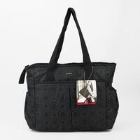 Bellotte Amber Carry All Baby Nappy Bag in Black