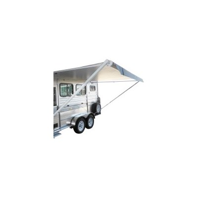 Retractable Roll Out Caravan Side Awning 4.0x2.5m