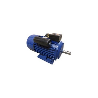 Single Phase Enclosed Electric Motor 3HP 3kW