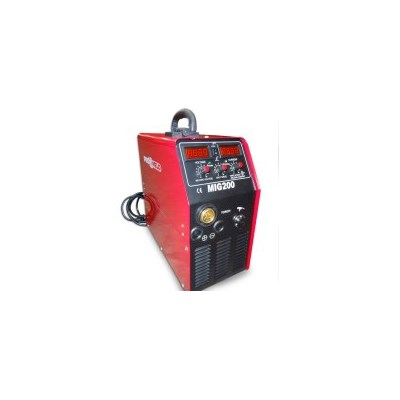Portable Inverter MIG Stick TIG Welder 240V