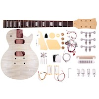 Artist Classic Flame Do It Yourself Guitar Kit