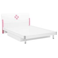 Love Heart King Single Bed Frame w/ Drawer