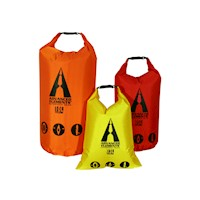 PackLite Flexible Roll Top Dry Bag Set 3L, 5L, 10L