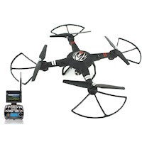FPV RC Drone Quadcopter w/ 1-Axis Gimbal HD Camera