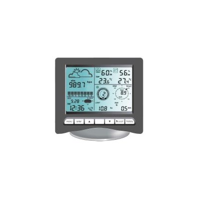 Wireless Professional Weather Station with PC Link