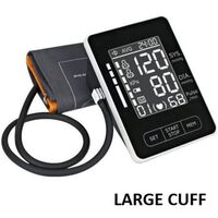 Professional Blood Pressure Monitor with Large Cuff