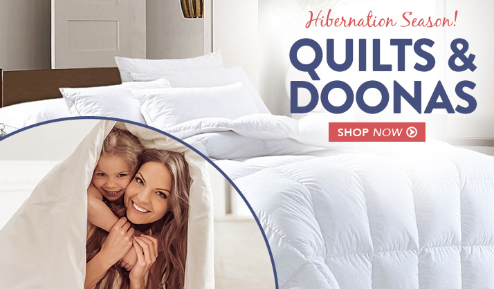 Quilts And Dooners